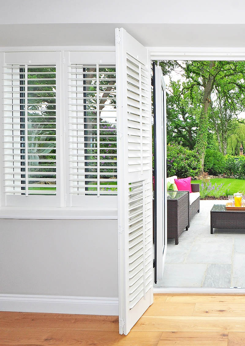 Moonee Ponds Plantation Shutters